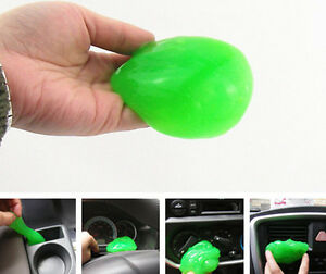 clean glue gum gel cleaning air outlet vent dashboard interior cleaner for car ebay. Black Bedroom Furniture Sets. Home Design Ideas