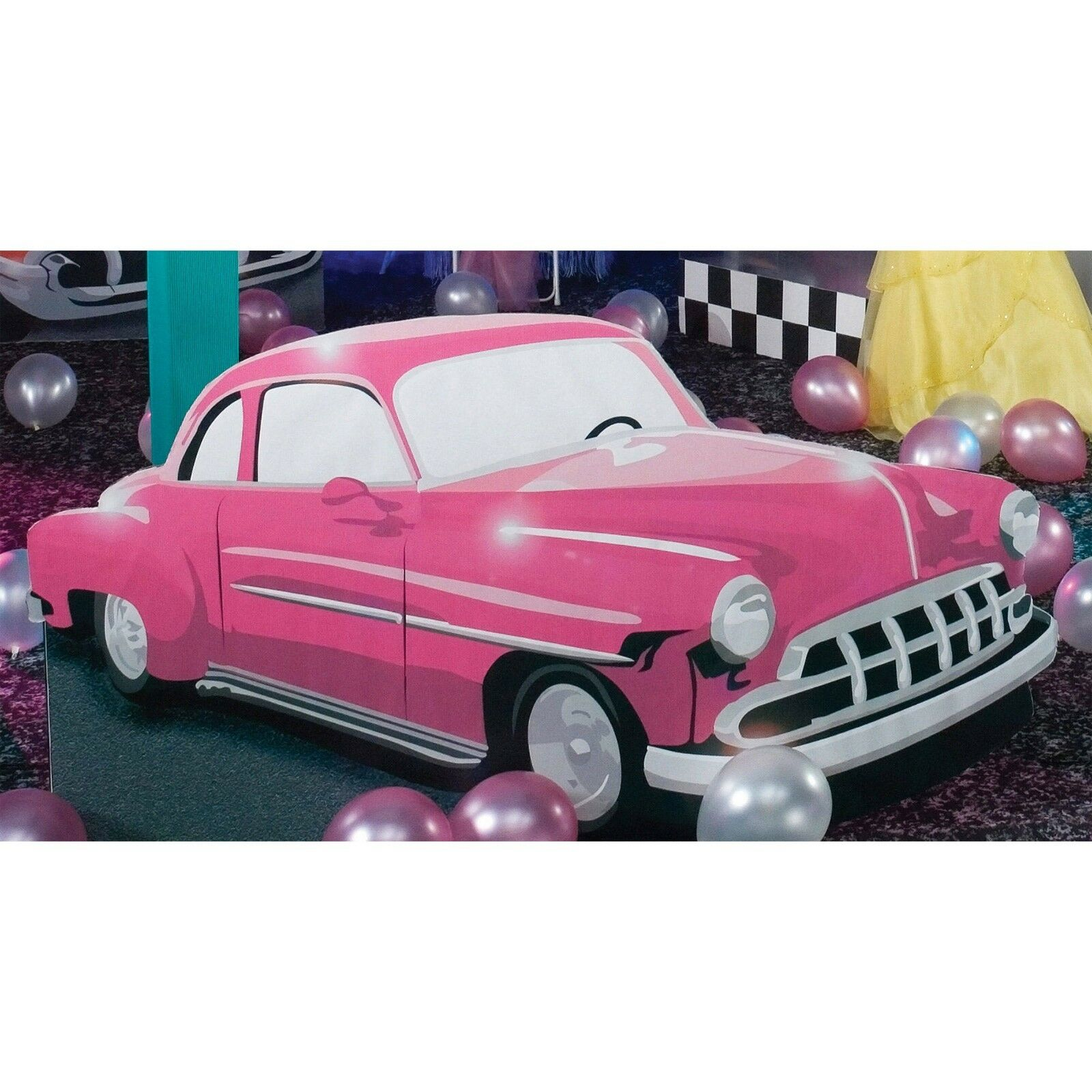 1950's 1950's 1950's CAR Rosa Coupe Standee fifties An iconic car 1950's  Photo Prop cardboard ed666f