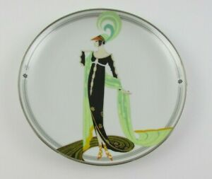 House-of-Erte-Directoire-Limited-Edition-8-034-Collector-Plate