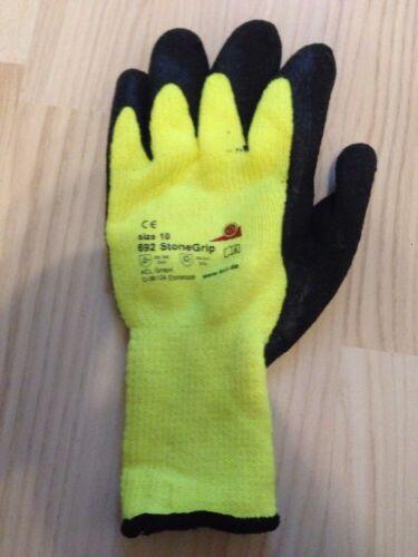 KCL Kälteschutzhandschuh Stone Grip 692 Gr 10 Winterhandschuhe Kältehandschuh