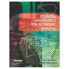 Essential Mathematics for Economic Analysis by Peter J. Hammond, Knut Sydsaeter (Paperback, 2001)