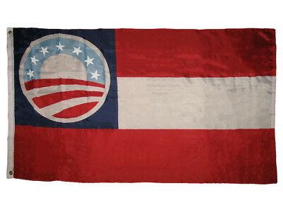 3x5 USA First National Obama Democrat 7 Stars Flag 3/'x5/' Banner Grommets