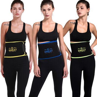 Hot Sweat Waist Trainer Waist Trimmer For Men And Women Belts Body Shaper