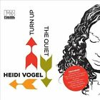 Turn Up the Quiet [Digipak] by Heidi Vogel (CD, Mar-2013, Far Out Recordings)
