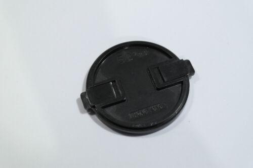 52mm 52 mm Ø front lens cap lid cover tapa frontal lente objektivdeckel snap fit