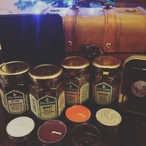 Details about WITCH STARTER KIT IN WOOD CHEST MADE BY A BRITISH WITCH  ALTAR/ RITUAL