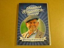 2-DISC DVD / NONKEL JEF - AFLEVERING 25 TOT EN MET 32 ( VLAAMSE KLASSIEKERS )