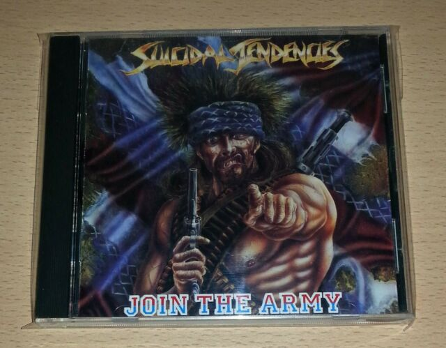 SUICIDAL TENDENCIES - Join The Army CD 1987