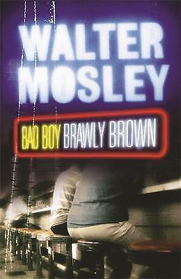 1 of 1 - Mosley, Walter, Bad Boy Brawly Brown, Very Good Book