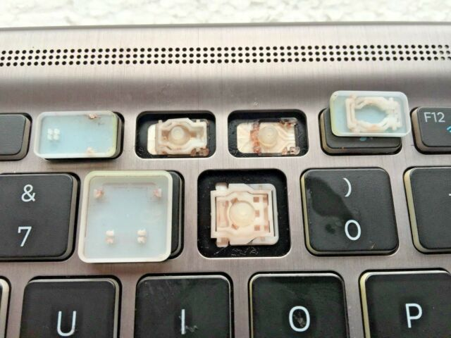 Samsung R530 R540 R720 R730 *UK Laptop Keyboard One Key Only* BA59-02532