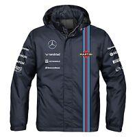 Williams Martini Racing Team Waterproof Jacket Small