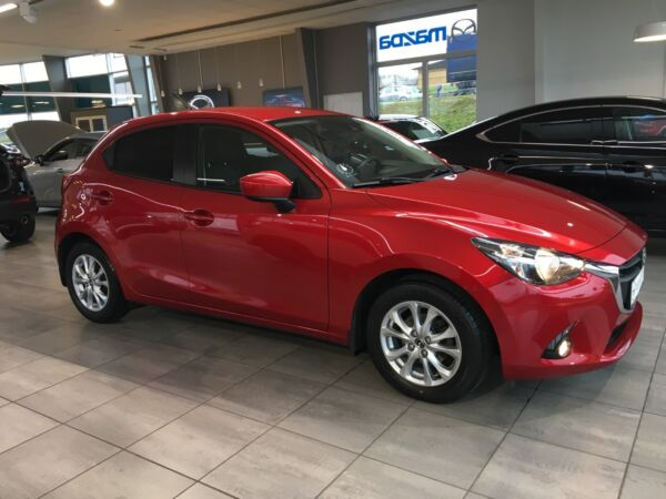 Mazda 2 1,5 Sky-G 90 Vision - billede 1