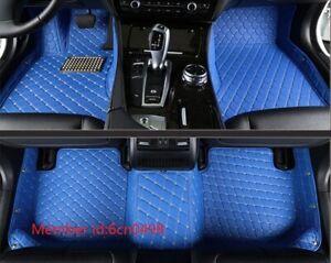 Nylon Carpet CFMDX1BK7205 Coverking Custom Fit Rear Floor Mats for Select Buick Enclave Models Black