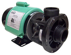 Softub Pump 15hp Spl 12 Amps 1 Speed With Thermal Wrap