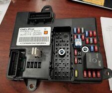 corvette c6 bcm body control module fuse box 25879086 ebay for a 1989 corvette fuse box 08 09 c6 corvette bcm body control module