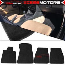 Coverking Custom Fit Front Floor Mats for Select BMW M3 E30 Models Nylon Carpet Black