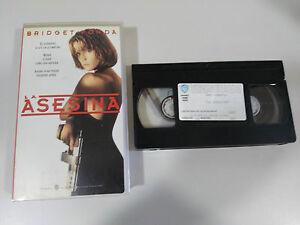 LA-ASESINA-CINTA-TAPE-VHS-COLECCIONISTA-BRIDGET-FONDA-HANS-ZIMMER
