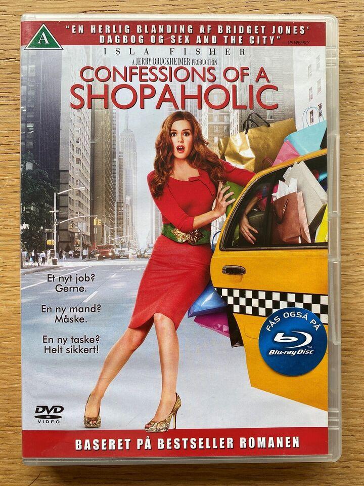 Confessions of a Shopaholic, instruktør P. J. Hogan, DVD