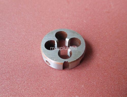 1pcs Metric Right Hand Die M12X1.25mm Dies Threading Tools 12mmX1.25mm pitch