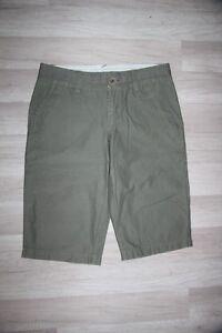 36 Bermuda Short Taille kaki Femme MATIX Long qgYE7xwx4