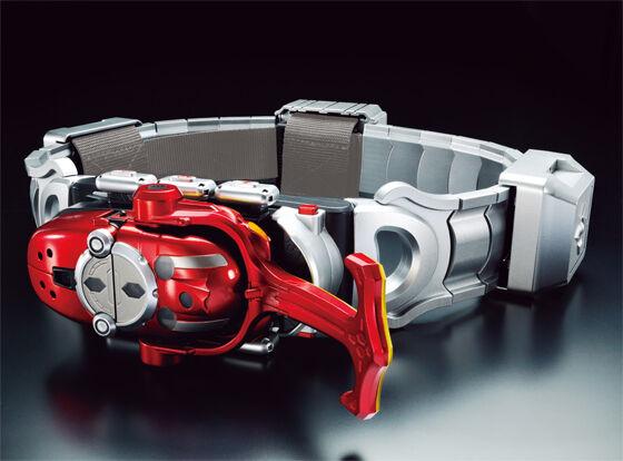 Complete Selection Modification KABUTO ZECTER Henshin Belt Masked Rider KABUTO
