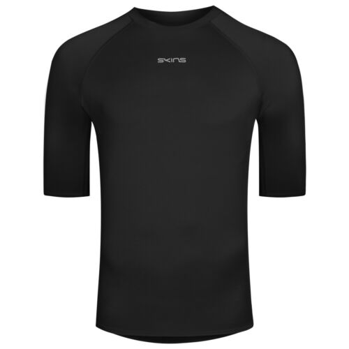 Skins DNAmic Force Herren Kurzarm Funktionsshirt Fitness Kompressionsshirt neu