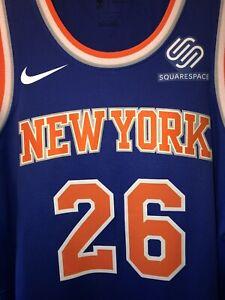 new york knicks nike jersey