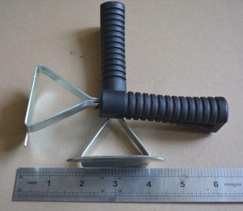 2 Pcs Tire Inner Liner Scraper Hoe Style Radial Repair Patch Tool