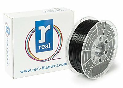 Spool Of 1 Kg Rapture Real Filament 8719128328881 Real Petg 1.75 Mm Opaque Black