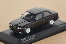BMW 3er E30 1990 schwarz 1:43  Minichamps neu & OVP 431024002