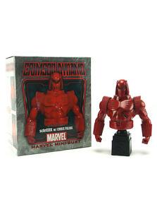 Bowen-Designs-Crimson-Dynamo-Mini-Bust-Marvel-Sample-693-1500-Iron-Man-MIB-New