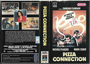 PIZZA CONNECTION (1985) vhs ex noleggio - Italia - PIZZA CONNECTION (1985) vhs ex noleggio - Italia