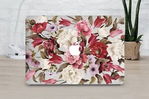 newest cef76 be642 Details about Floral Macbook Pro 13 15 Retina Hard Case Flowers Macbook Air  11 13 2018 Cover