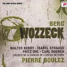 Berg: Wozzeck (CD, Jul-2009, 2 Discs, Sony Classical UK)
