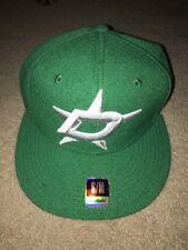 wholesale dealer 0429d be8e0 denmark nhl dallas stars mens oversized reebok flat visor flex cap green  small medium 298ed 2b645