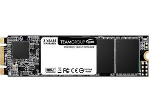 Team Group MS30 M.2 2280 512GB SATA III TLC Internal Solid State Drive (SSD) TM8