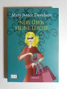 Mary-Janice-Davidson-Nur-ueber-meine-Leiche-Roman-Lyx-Verlag