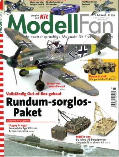 Modellfan - Ausgabe 7/2018
