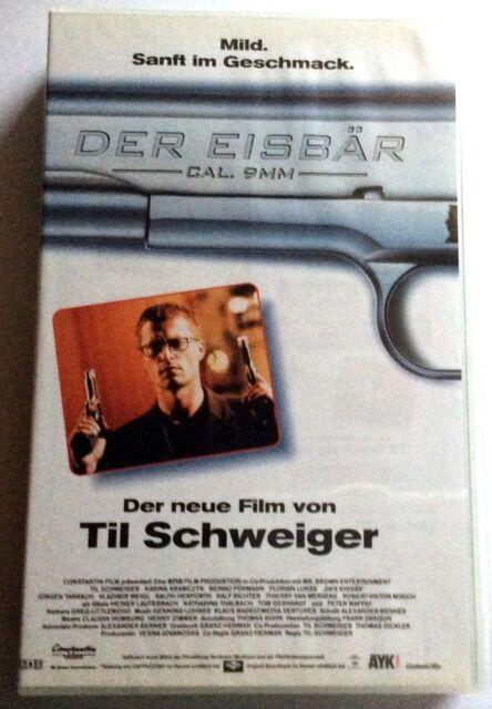 VHS/ Der Eisbär - Til Schweiger & Karina Krawczyk & Benno Fürmann !! NEU&OVP !!