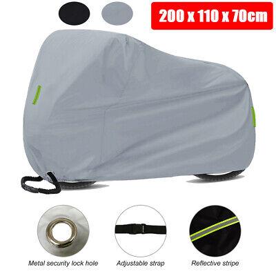 Universal Waterproof Bicycle Cover Outdoor Rain Sun Protector Bike Dustproof