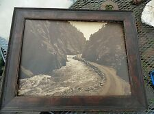 Antique Photograph Estes Park Colorado Big Thompson Canyon Fred Payne Clatworthy