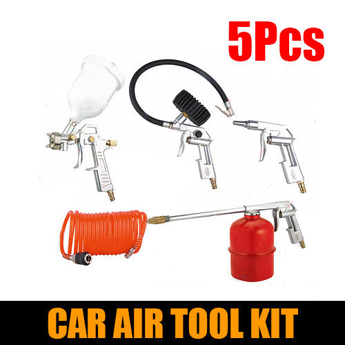 FREEMAN 5PCS Car Air Tool Kit for car maintenance & restoration