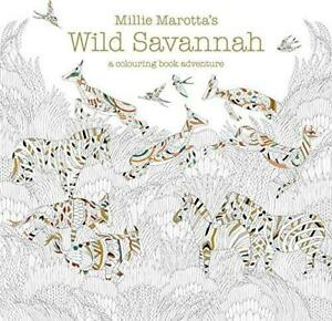Millie-Marotta-039-s-Wild-Savannah-a-colouring-book-adventure-by-millie-marotta
