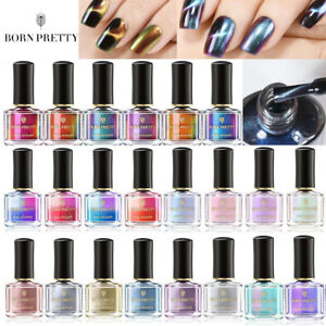 BORN-PRETTY-6ml-Multi-Effect-Nail-Polish-Laser-Cat-Eye-Nail-Art-Varnish-Manicure