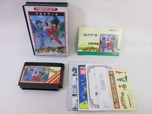 Keru-Naguru-MINT-Condition-Famicom-Nintendo-Namcot-Import-Japan-Game-fc