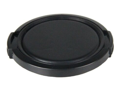 Bower 77mm Snap-on Front Camera Lens Cap (Black)
