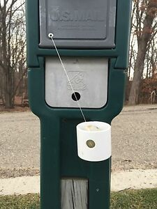 mailbox with mail indicator.  Mail MailBoxMailArrivedIndicator034YouHaveMail Intended Mailbox With Mail Indicator N
