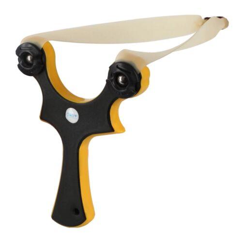 Sport- und Jagt-Zwille Steinschleuder inkl 2 Gummis