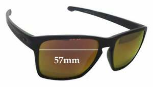 54f3a4fa391 SFx Replacement Sunglass Lenses fits Oakley Sliver XL OO9341 - 57mm ...