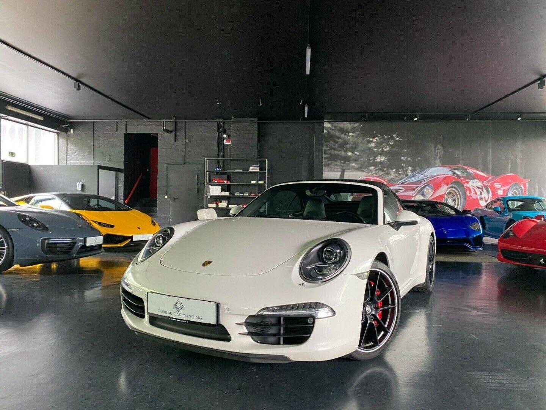 Porsche 911 Carrera S 3,8 Cabriolet PDK 2d